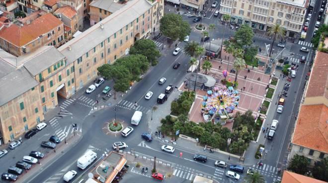 piazza del popolo albenga
