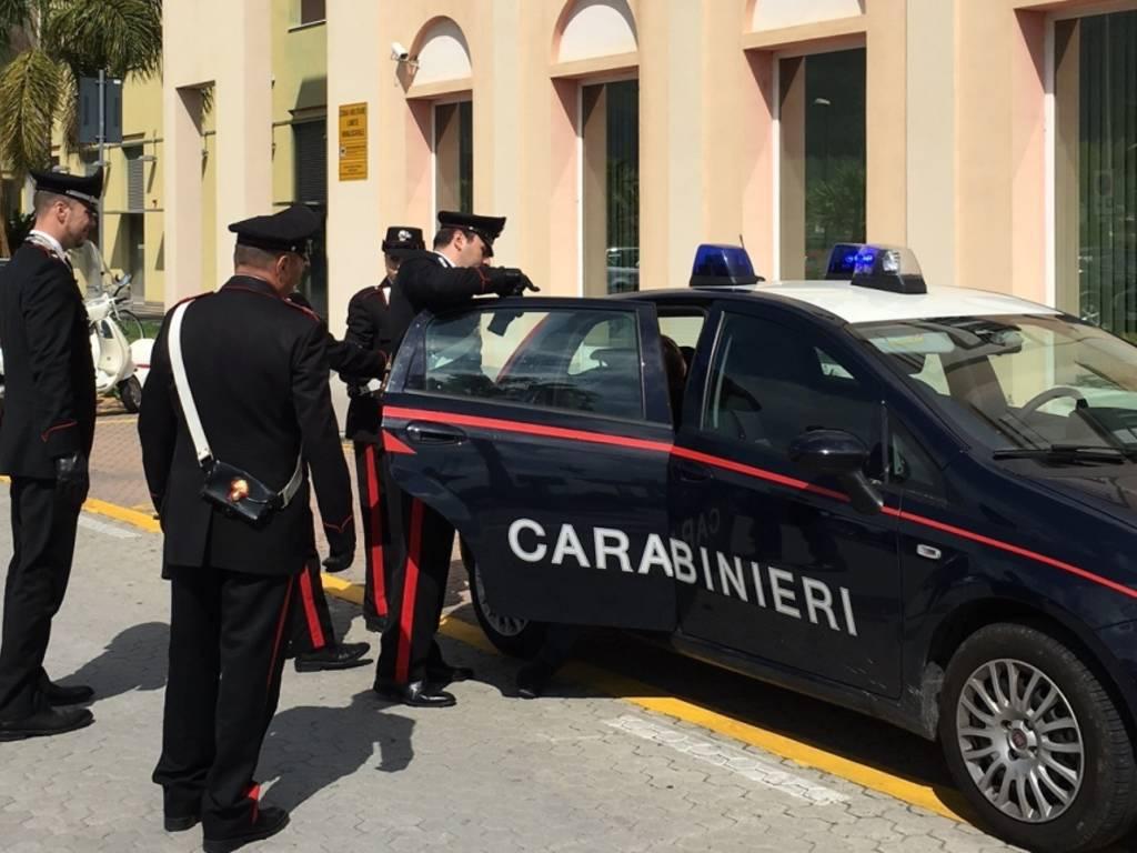 arresto carabinieri albenga