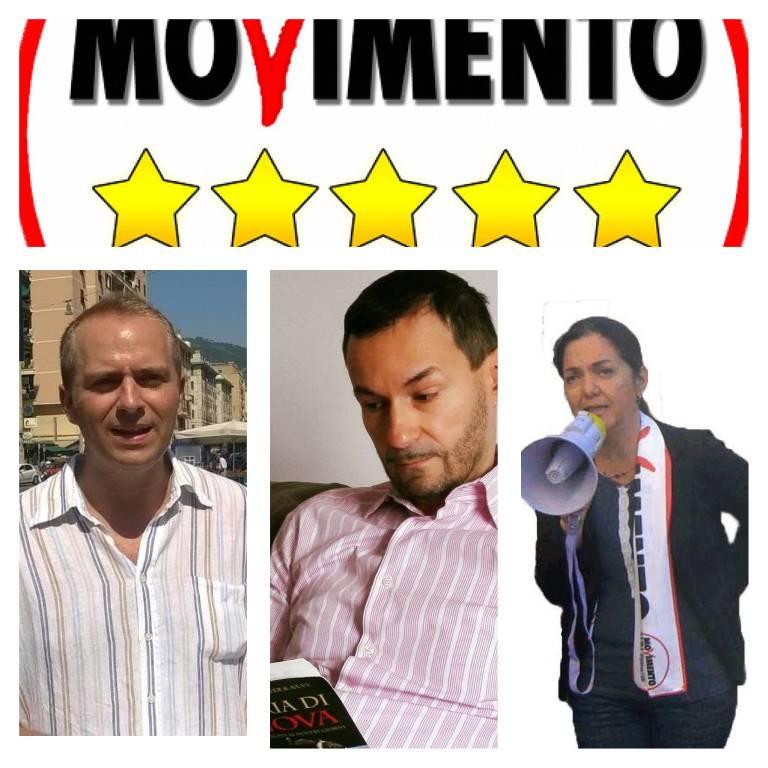 Candidati 5 stelle