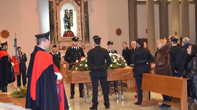 carabinieri funerale gaetano tanzi