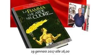 """""""La fiamma che arde nel cuore"""", a Vado Ligure la presentazione del libro su Lelio Speranza"""