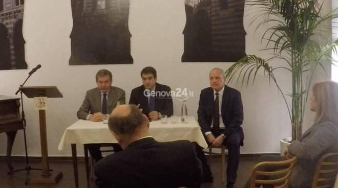 Capurro, Raffaele Fitto, Musso