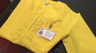 camice giallo (NON usare generico ma solo se si parla di Casper)