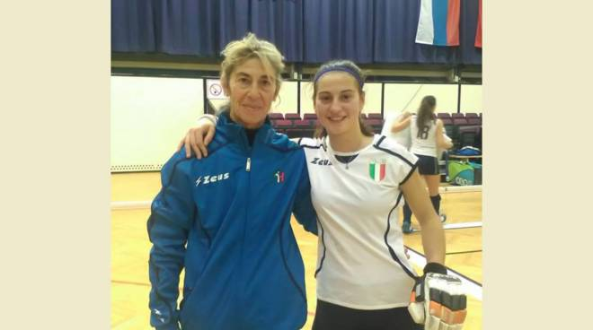 elettra bormida hockey indoor