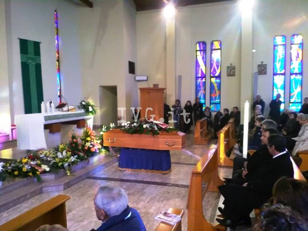 funerali marenco