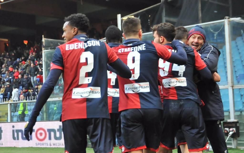 Genoa Vs Crotone Serie A