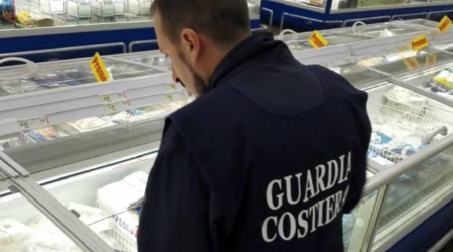 guardia costiera filiera ittica