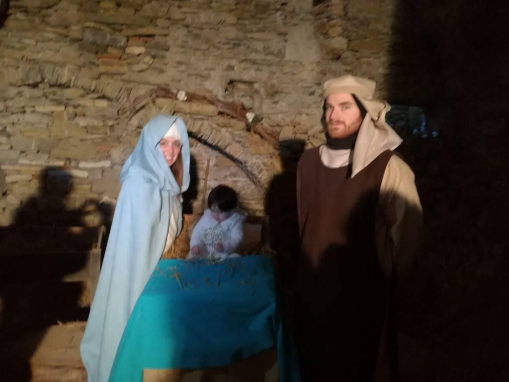 Il presepe vivente di Borgata Duomo ad Andora