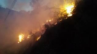 incendio sant'Antonino