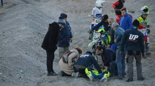 incidente enduro