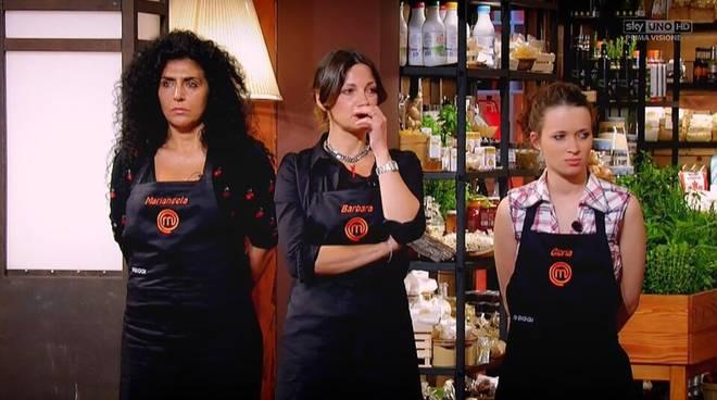 Masterchef, L'esordio di Gloria Enrico nella cucina