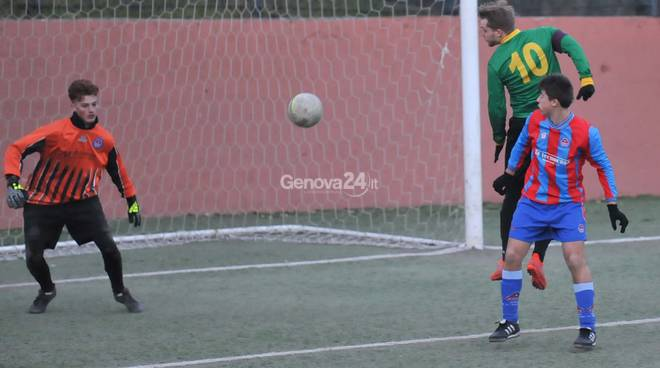 Molassana Boero Vs Athletic Club Liberi Juniores Regionali