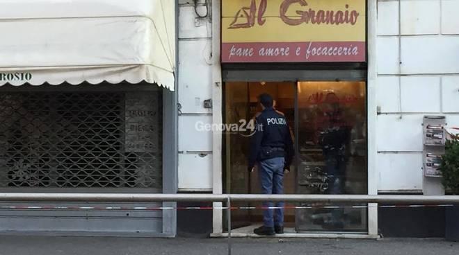 Omicidio in corso Buenos Aires