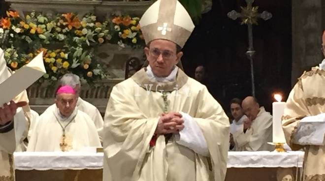 Ordinazione vescovo monsignor Calogero Marino