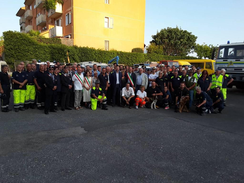 Protezione Civile Intercomunale Valmaremola