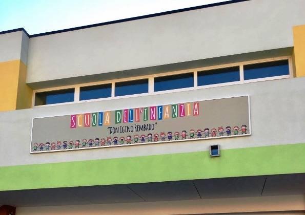 scuola infanzia tovo