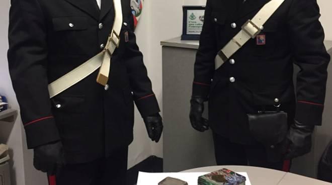 spaccio droga carabinieri