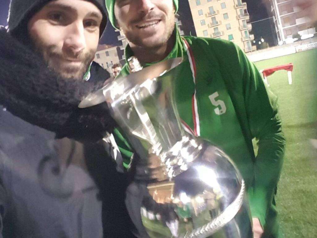 Tangredi e la Coppa Italia