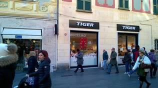 tiger via sestri