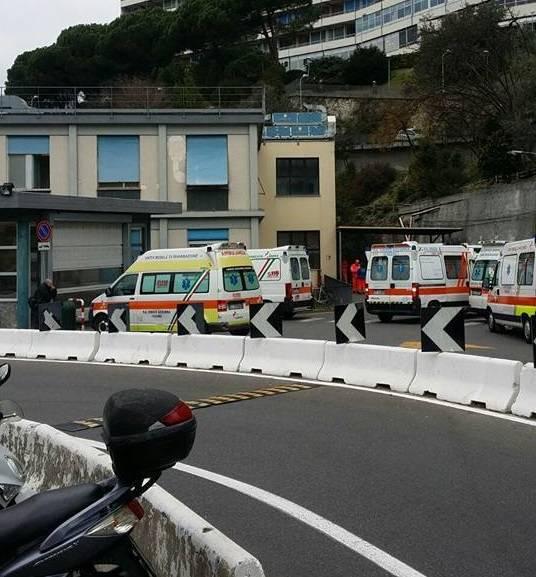 Pronto soccorso San Martino