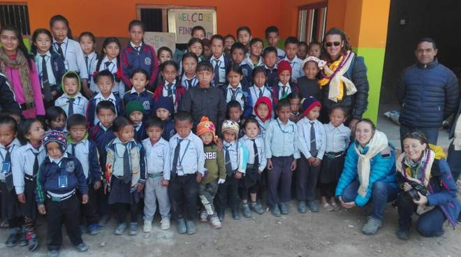 Finale For Nepal Casa Famiglia