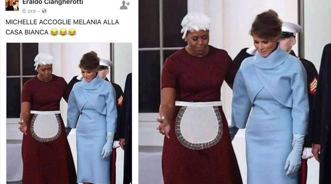 Ciangherotti Pd Michelle Obama
