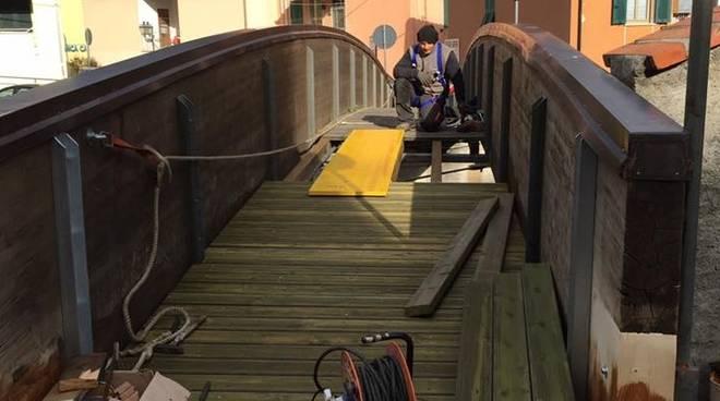 Lavori Ponte Legno Toirano