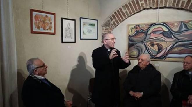 Albenga, Borghetti in visita alla sede di Ucai