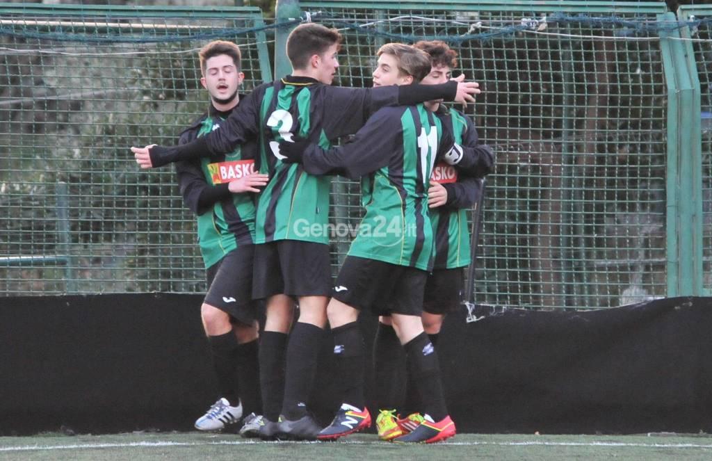 Angelo Baiardo Vs Don Bosco Spezia Juniores Regionali