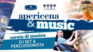 Apericena & Music allo Yacht Club di Marina di Loano