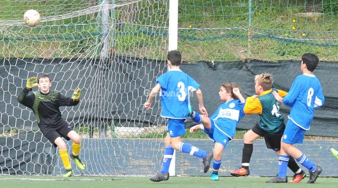 Athletic Vs Ligorna eso sec. anno girone b 3 Giornata