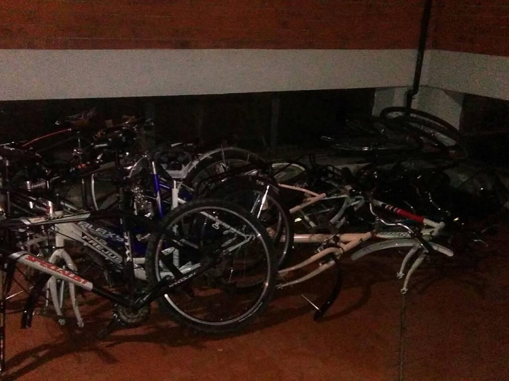 Biciclette rubate