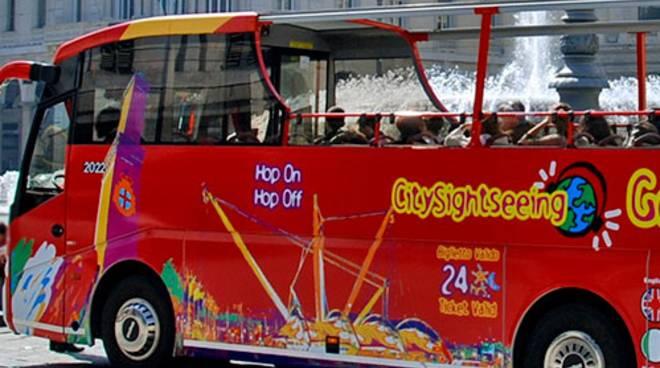 Bus turistico Genova
