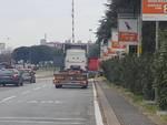 caos camion derrick