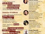 Nel week-end ad Albisola Superiore: OLTRE CONFINE 2017