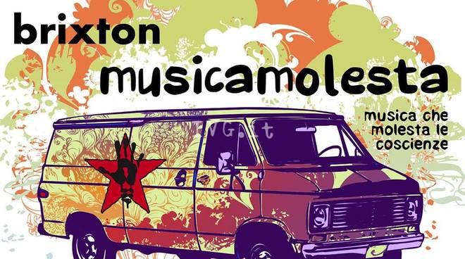 Stasera al Brixton di Alassio: I Musicamolesta