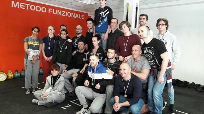 I risultati del Campionato Regionale di Kettlebell Lifting
