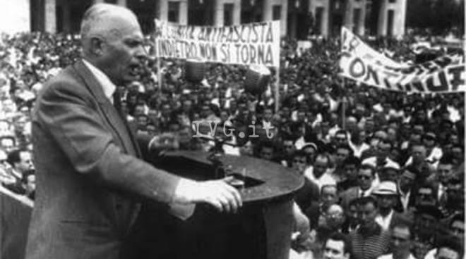 Ultradestra a Genova:Fiore, veri rivoluzionari Putin e Trump