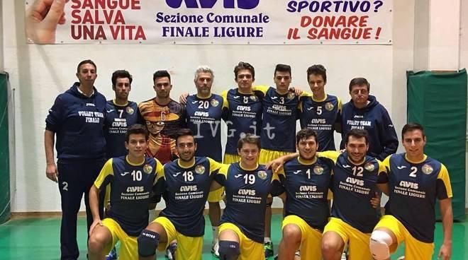 3 punti domenica per la Serie C del VTF!
