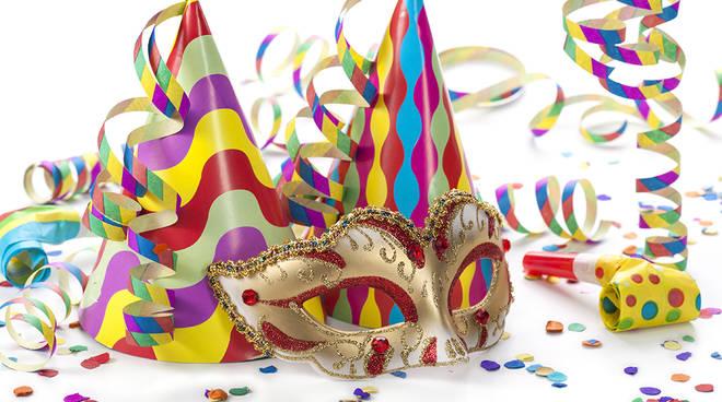 Festa di Carnevale in Oratorio a Fregene il 25