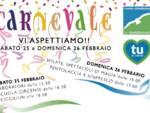 Carnevale al Centro Commerciale il Gabbiano di Savona