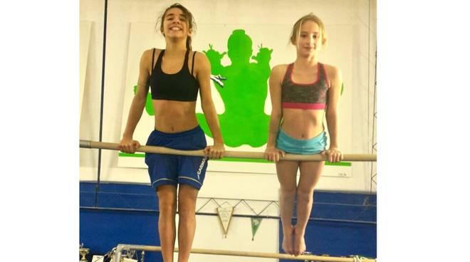 Chiara Esa Bozzano e Greta Balbis