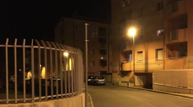 Furto Appartamento via Magnano Savona