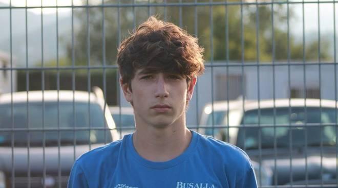 Edoardo Repetto - Busalla