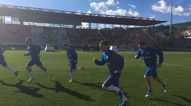Perugia-Entella 0-0, le pagelle del match