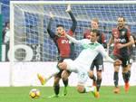 Genoa Vs Sassuolo Serie A