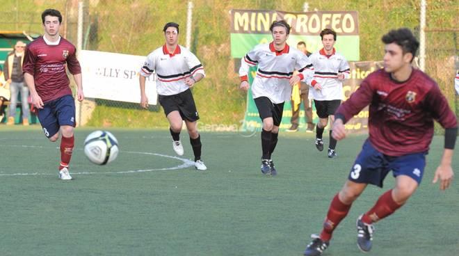 Goliardica Vs Don Bosco Spezia Juniores Regionali
