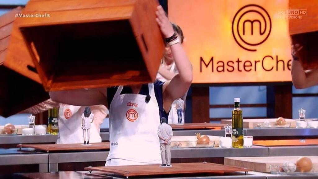La cucina Giapponese porta Gloria nella Top 10