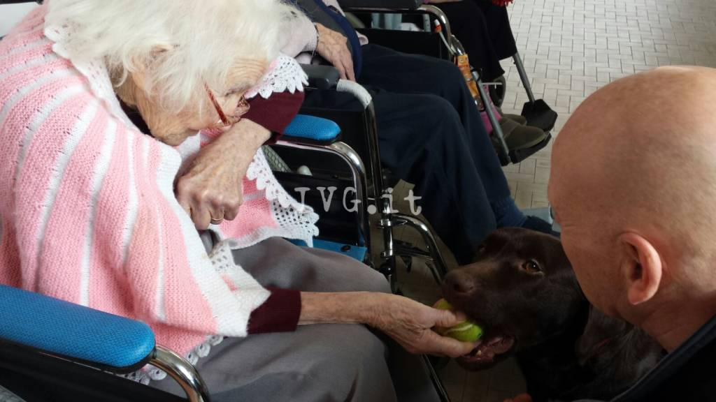 pet therapy ramella loano