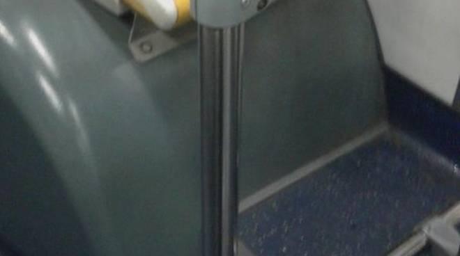 Posto disabili sui bus vecchi di Amt